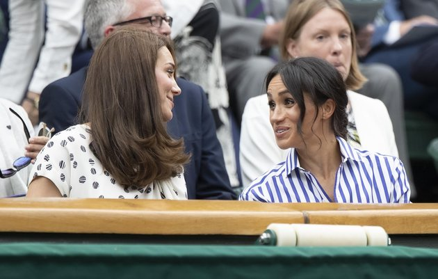 Kate Middleton And Meghan Markle Feud Questioned By Everyday Sisters-In-Law