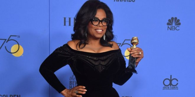 Oprah Shuts Down 2020 Presidential Run Rumors