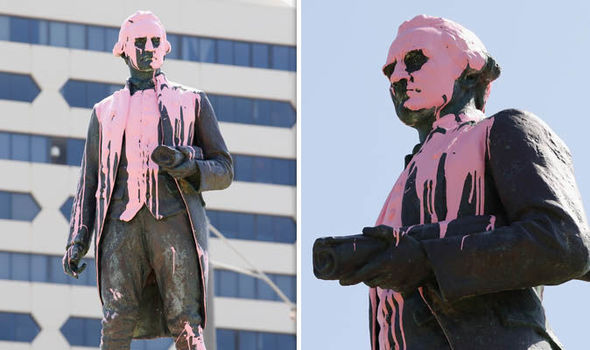 Captain Cook statue VANDALISED: Protests mount ahead of Australia Day