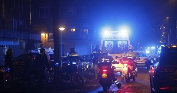 BREAKING: Amsterdam GUN ATTACK – At least one dead and two hurt in Netherlands shooting