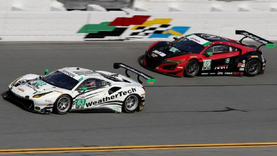 Rolex 24 has coolness factor, Daytona charm and more