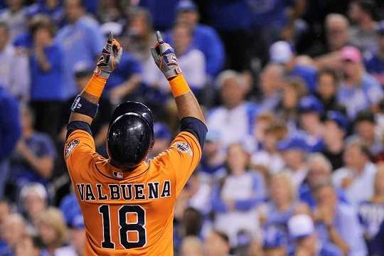 Ex-MLB players Luis Valbuena, Jose Castillo die in car crash