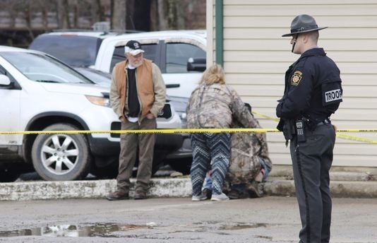 Five dead in Pennsylvania shooting rampage