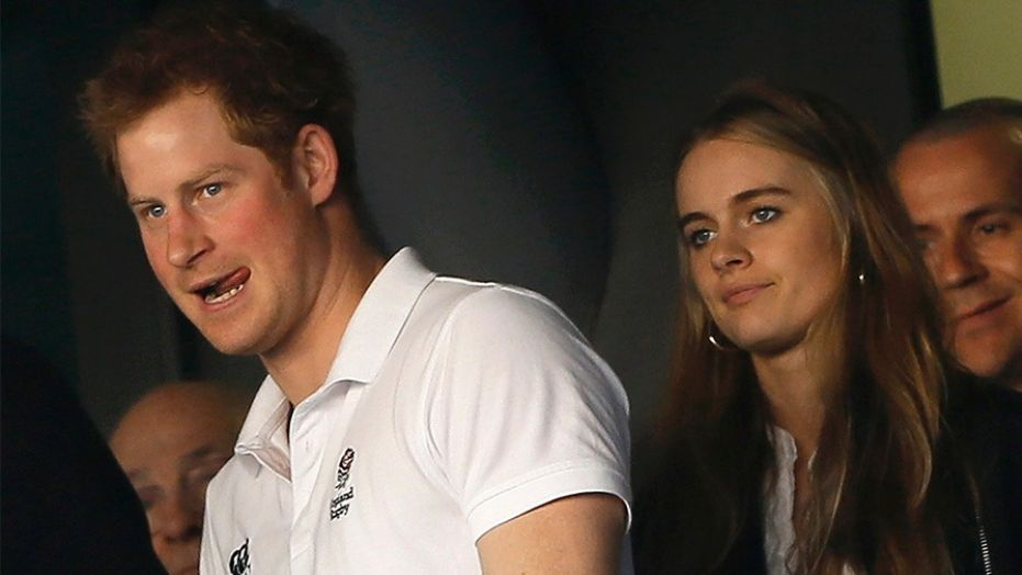 Prince Harrys ex-girlfriend Cressida Bonas posts racy snap after Meghan Markle engagement