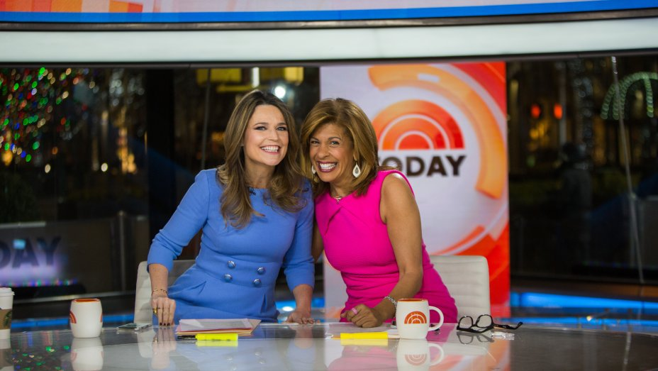Hoda Kotb Replacing Matt Lauer as Today Co-Anchor