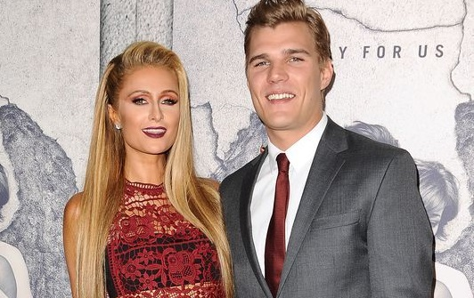 Paris Hilton and boyfriend Chris Zylka are engaged