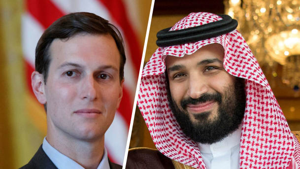 Kushner advised Saudi crown prince after Khashoggi killing