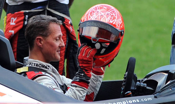 Hope for Michael Schumacher MIRACLE: Doctor says he could 'come back to life'