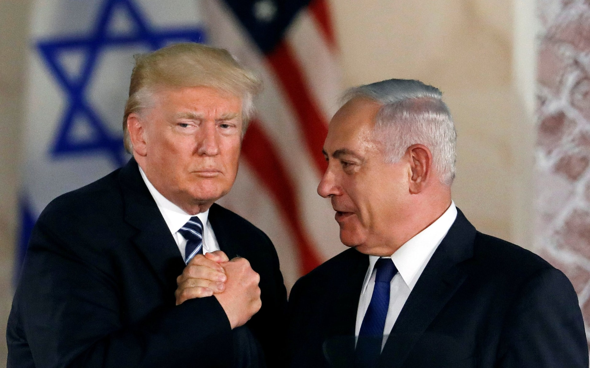 Jerusalem is not for sale Palestinians  warn Donald Trump as he threatens to cut aid over ailing peace talks