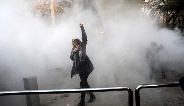 Russia warns US not to meddle in Iran during protests