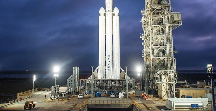 SpaceX Zuma Launch On January 7, Falcon Heavy To Fly January End