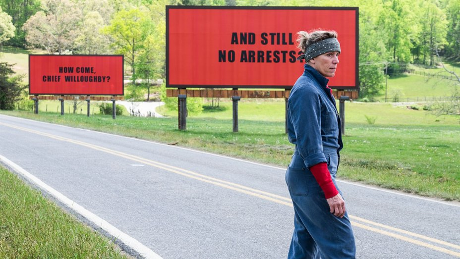 Three Billboards Named Best Film at Australian Academys International Awards