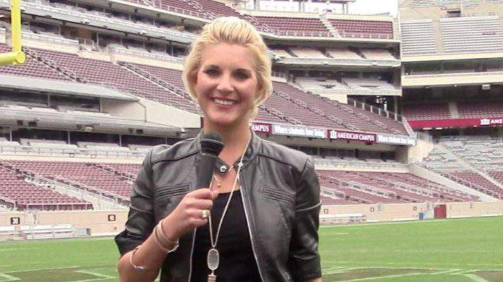 Texas A&M football reporter Courtney Roland found unharmed, police say