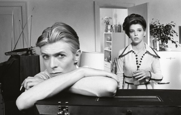 Rare photos of David Bowie as The Man Who Fell to Earth