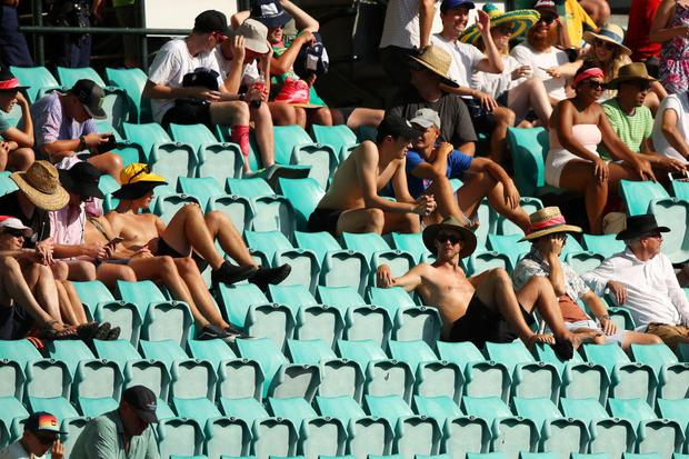 Sydney nearly breaks heat record with 116-degree weather