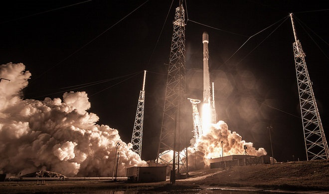 Zuma spacecraft launched by SpaceX is lost after failing to reach orbit