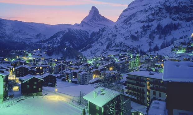 13,000 stranded without electricity in Swiss ski resort of Zermatt
