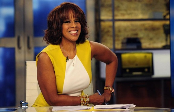 Gayle King: Oprah Winfrey is very intrigued by the idea of running