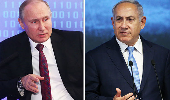 Vladimir Putin PLEAS with Israels Netanyahu not go to WAR with Iran as conflict escalates