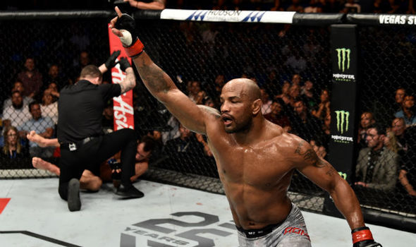 UFC 221 Results: Yoel Romero starches Luke Rockhold to move back into title contention