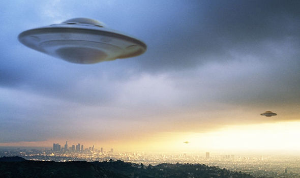 The truth is out there! Hundreds of UFO and alien sightings in UK reported to police