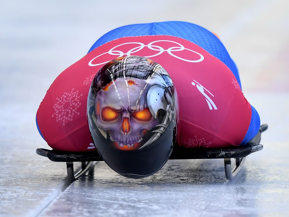 Winter Olympics day three – in pictures