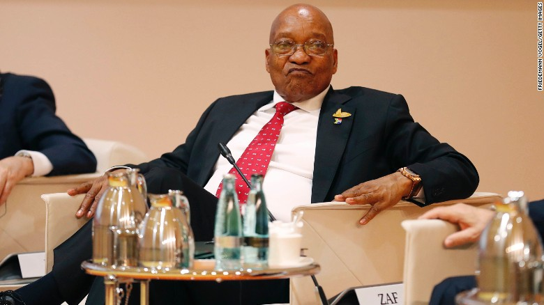 Have years of scandal finally caught up with Jacob Zuma?