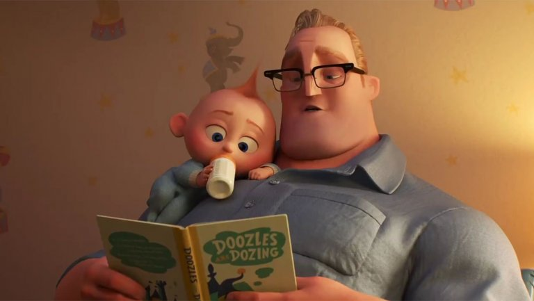 Incredibles 2 Olympics Spot Is a Super-Powered Family Reunion