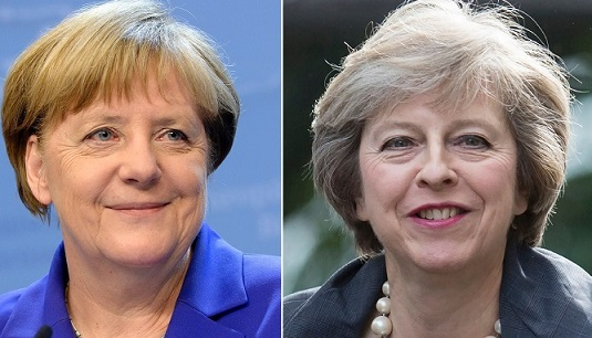 Theresa May heads to Berlin to try and bypass Michel Barnier, but will it work?