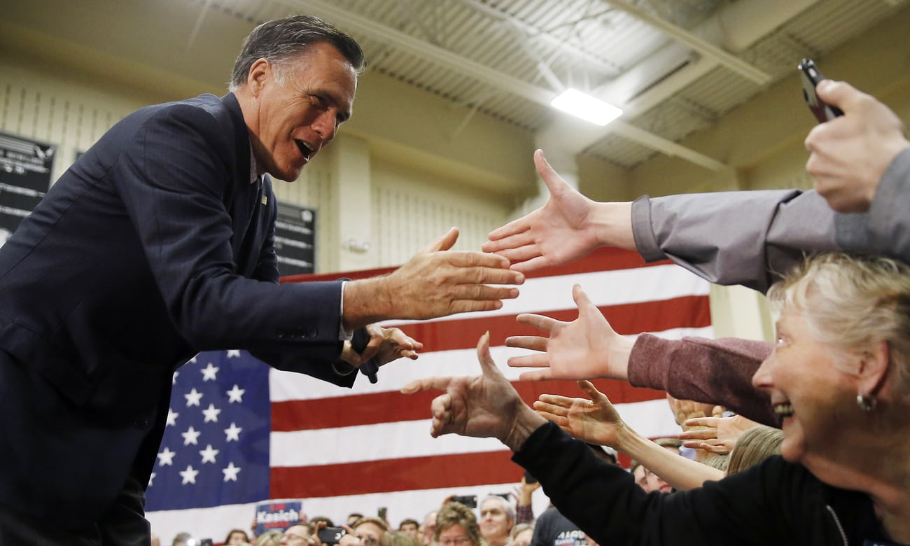 Mitt Romney, Trump critic on the right, poised for Senate run in Utah