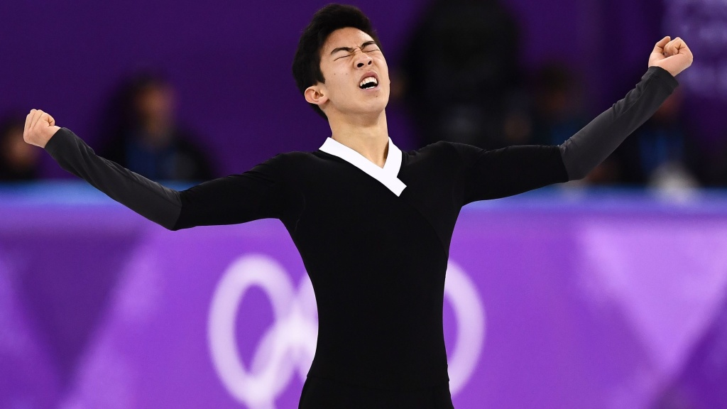 Nathan Chen makes Olympic history by landing 6 quads