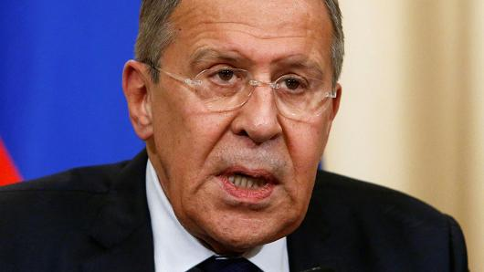 Russias Lavrov says reports on US election interference just blather
