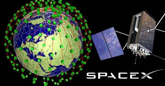 SpaceX to launch demo satellites for its high-speed internet project