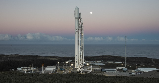 SpaceX Delays Next Falcon 9 Rocket Launch to Feb. 21