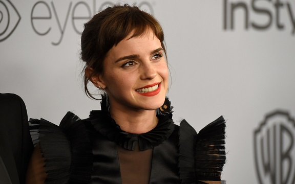 Emma Watson donates £1 million to anti-sexual harassment campaign