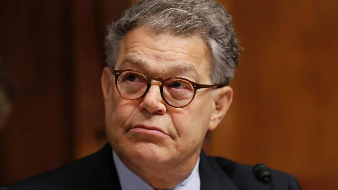 Al Franken was accused of sexual harassment. Now, he's canceled his Miami appearance