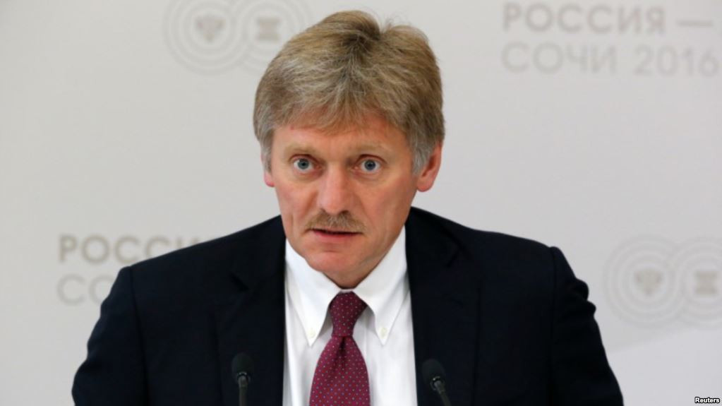 Kremlin dismisses Muellers indictment of 13 Russians