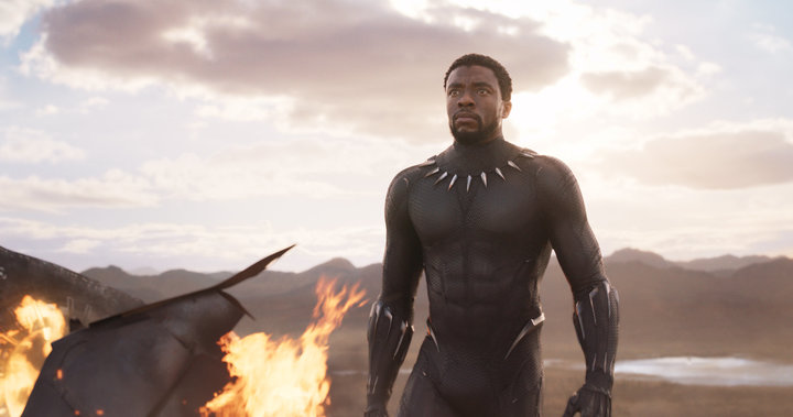 'Black Panther' Marks A New Kind Of Black Superhero Movie