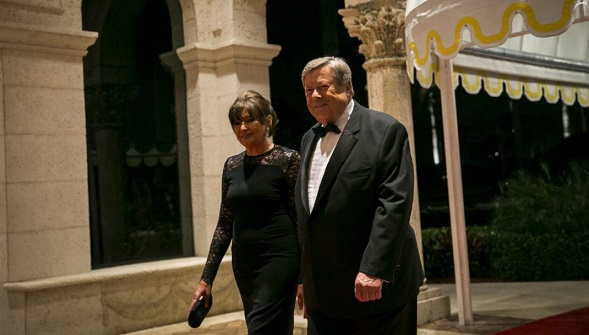 Melania Trump's parents are legal permanent residents. Experts say that means they likely relied on 'chain migration,' which Donald Trump has condemned