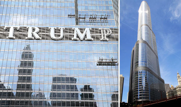 Trump Tower 'BOMB THREAT' after police receive 'disturbance call'
