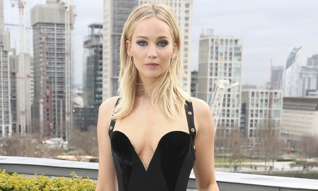 Jennifer Lawrence responds to sexist dress criticism: It was my choice