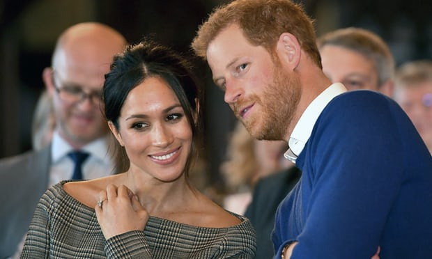 White powder letter sent to Prince Harry and Meghan Markle