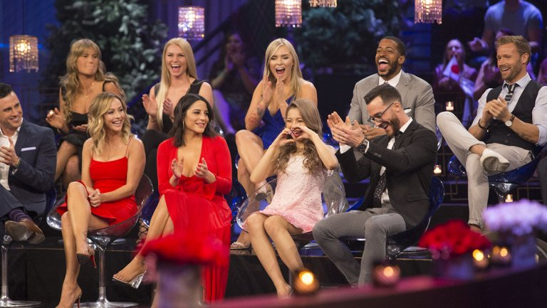 The Bachelor Winter Games Finale Delivers Surprise Engagement