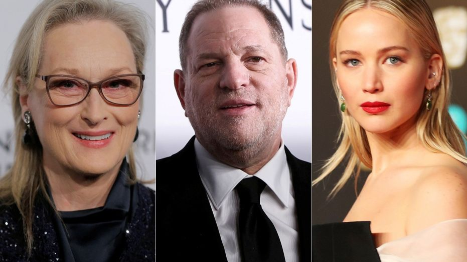 Harvery Weinstein apologizes to Jennifer Lawrence, Meryl Streep for lawyers words