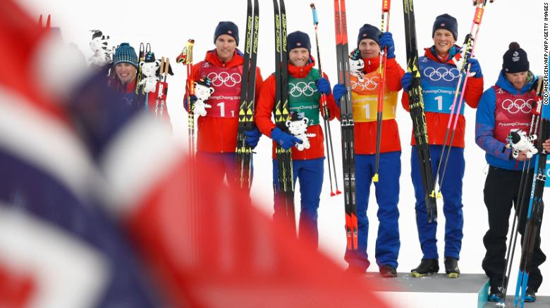 The secret behind Norways Winter Olympic success