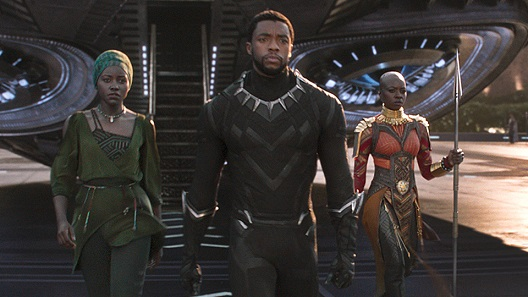 Black Panther roars past $700M worldwide