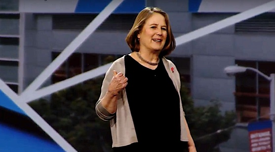 Apple confirms that its a Google Cloud customer — and its a big victory for Google cloud boss Diane Greene