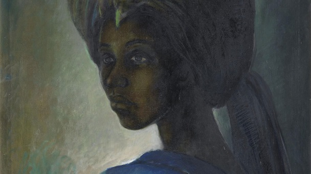 Tutu painting by Ben Enwonwu sells for $1.6 million