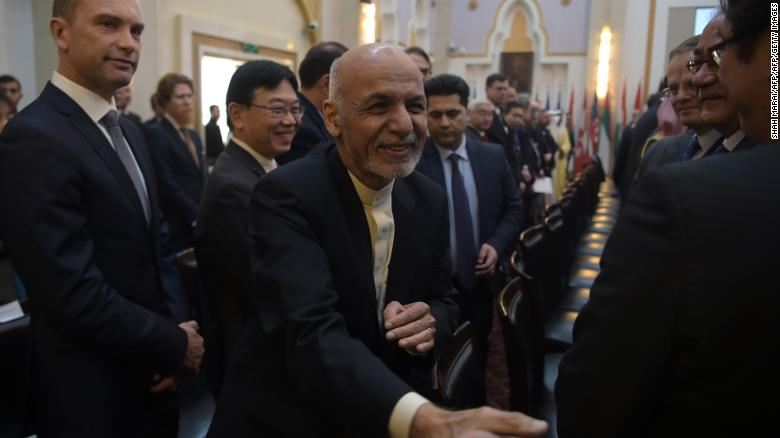Afghanistan offers to recognize Taliban as legitimate political party