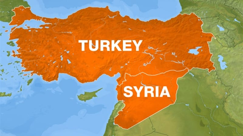Turkey denies report border guards shot at fleeing Syrians